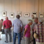 vernissage expo club photo au mêle sur sarthe